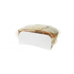Porta-panino bianco
