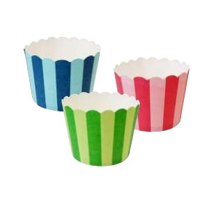 stampo cup cake blu