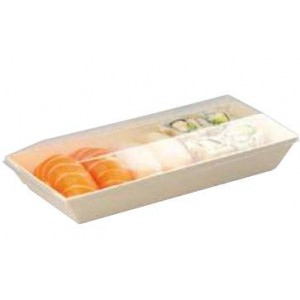 Vaschetta sushi in legno