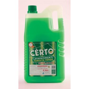Detergente lavapavimenti profumato da lt 5