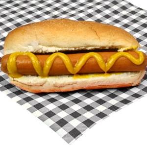 CARTA Stampa Burger in  Fogli Wrap 250x320mm