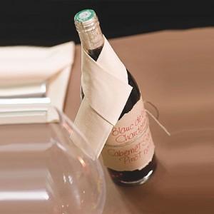 Cravatta Antigoccia Bottiglia Monouso
