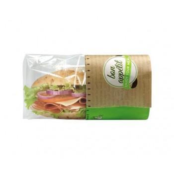 """Snackbag per lo strappo """"Bon Appétit"""""""