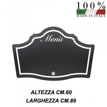 Lavagna Menu Bar Ristorante Sagoma Specchio Detercartagroup Srl