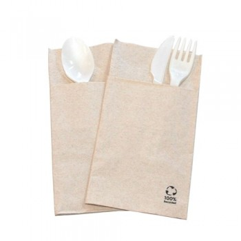 Tovaglioli biodegradabili e compostabili