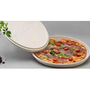 Piatto pizza bio