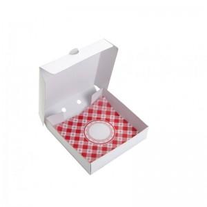 Mini box pizza