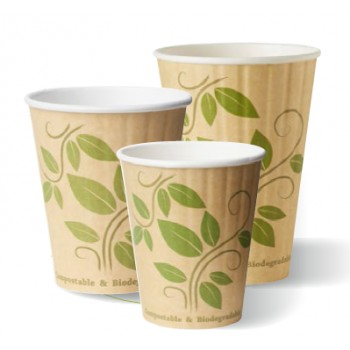 Bicchiere caffè bio 250 ml