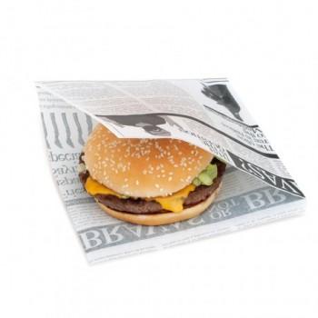 Sacchetto hamburger Times