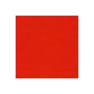 Tovaglie coprimacchia carta rossa cm. 100x100 pz.100