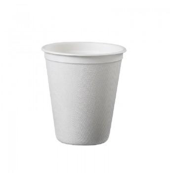 Bicchiere biodegradabile e compostabile