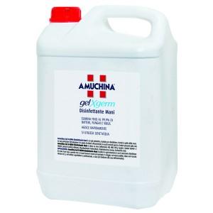 Amuchina Gel X Germ sapone disinfettante mani lt.5 P.M.C