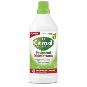 CITROSIL Pavimenti disinfettante, Flacone 900 ml