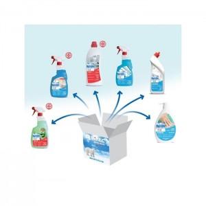 Kit Detergenza Disinfezione