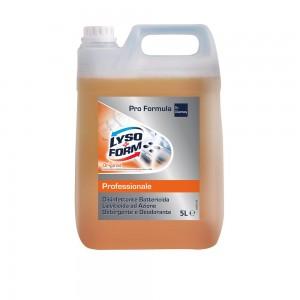 Lysoform Professional Pulito Sicuro, Detergente disinfettante