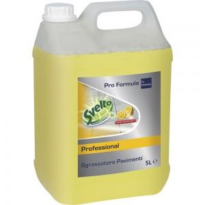 Detergente liquido per pavimenti, Concentrato, Limone