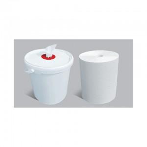 Bobina con disinfettante Clorexidina, specifica per la sanificazione delle superfic