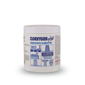 Pastiglie di Cloro CLORHYGIEN Plus Igienizzante clorattivo 333 compresse