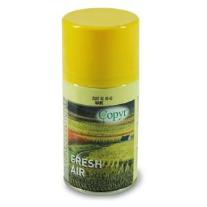 Deodorante aerosol per erogatori